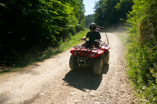 Off Road Vehicles : How to Keep Fall Fun And Safe all in One